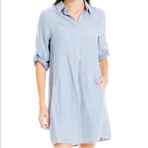 MOST COMFY button-down dress GUC